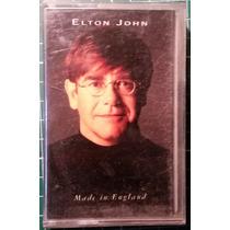 Cassette De Colección Elton John Made In England
