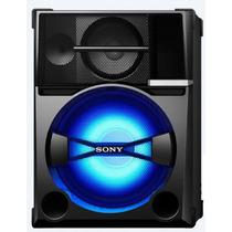 Caixa Som Sony Shake55 Acustica 3 Vias Unitário Shake 55