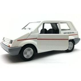 Carro Miniatura Metal Gurgel Br 800 Sl Classicos Nacionais