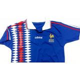 Camiseta Retro Francia Zidane Titular 1995