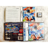 Wipe Out The Game / Nintendo Ds Lite Dsi 3ds