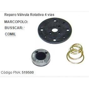Kit Reparao Valvula Rotativa Onibus Todos