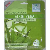 Mascarilla Facial Bacc 40g Pepino Aloe Vera Yogurt