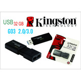 Usb Kingston 32 Gb 3.0 100 G3