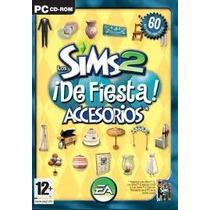 Los Sims 2 De Fiesta Nuevo Y Sellado Expansion