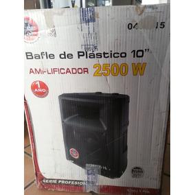 Bafle Amplificado 10 Megapower