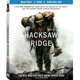 Blu Ray Hacksaw Ridge Ultimo Hombre M Gibson Oscar Dvd