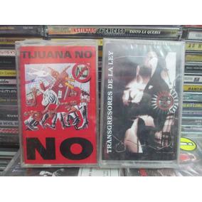 Tijuana No Lote De 2 Cassette Nuevos Unicas Piezas