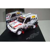 Mitsubishi Pajero Piaa Rallye Dakar 1998 - Skid 1/43