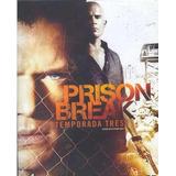 Prison Break Temporada 3 Season 3 Nueva, Original Y Sellada