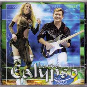 Cd Banda Calypso - Pelo Brasil - Novo***