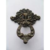 Espelho Puxador Em Bronze Antigo Móveis Armários Penteadeira