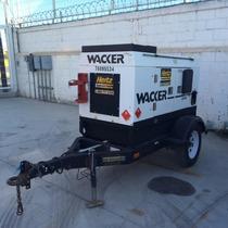 Generador Electrico Wacker G25 De 20kw Mod. 2005 Como Nuevo