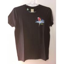 Camiseta Tshirt Hollister California Surf Masculina P Marinh