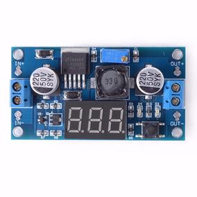 Redutor De Voltagem Dc-dc 5a-75w Fonte Ajustavel 1.25v-36v