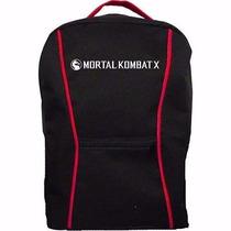 Mochila Gamer Mortal Kombat Bolsa Promoção Barata!
