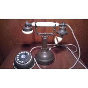 Telefone Antigo Ano 1964, Original Funciona Tudo.