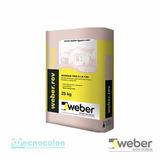 Revoque Weber.rev Forte Weber 25kg