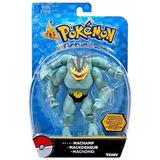 Figura De Accion Pokemon Machamp, Articulado 15 Cms Xuruguay