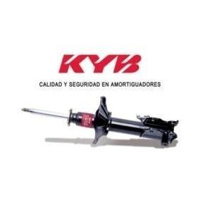 Amortiguadores Nissan Tiida (06 -16) Japones Kyb 4 Piezas