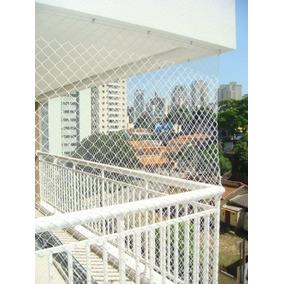 Rede De Proteção Tela De Proteção Janelas Sacadas 8,30, M2