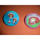 Mini Pin Para Cumpleaño De Rosita Fresita - Cotillon