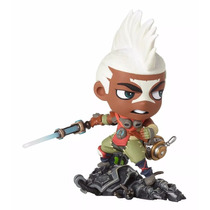 Lol Boneco Ekko League Of Legends Figura Pronta Entrega