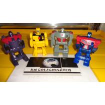 Mc Donalds Transformers Animated - 2008 Rm Colecionavies