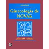 Libro: Ginecología De Novak - Jonathan S. Berek - Pdf