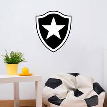 Adesivo De Parede - Time - Botafogo P30 X30 Cm