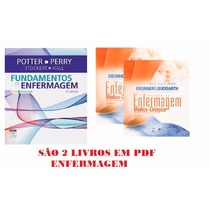 Potter E Brunner & Suddarth Livros Da Enfermagem