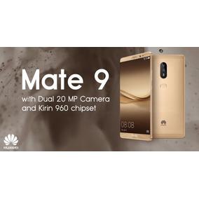 Huawei Mate 9 Mha-l29 64gb Smartphone 4g,12mpx,4gb Ram Libre