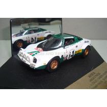 Lancia Stratos Winner Rallye Montecarlo 1975 - Vitesse 1/43