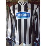Camiseta Fútbol Juventus Italia Kappa 1994 1995 94 Baggio 10