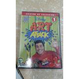 Dvd Art Attack