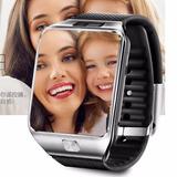 Relógio Pulso Celular Android Smartwatch Dz09 Gear 1 Chip