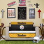 Protector Para Sillon Love Seat Nfl Pittsburgh Steelers
