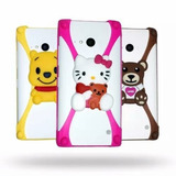 Lote 20 Bumpers Universal 3d Animados Samsung, Iphone, Sony