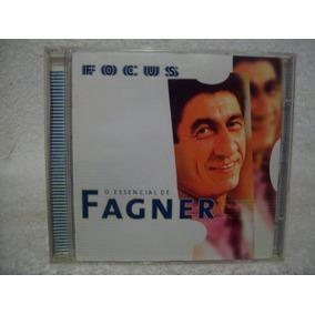 Cd Fagner- Focus- O Essencial De Fagner