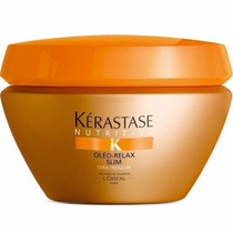 Mascara Kerastase Nutritive Oleo Relax Slim 200g + Brinde
