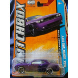 Matchbox Dodge Challenger Srt8