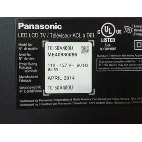 Tarjeta Video Televisor Led Panasonic Tc-50a400u