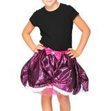 Monster High Disfraz/falda Dracula/frankie/clawdeen Original