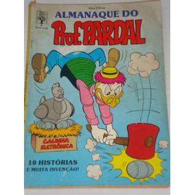 Almanaque Do Prof. Pardal Nº 6 / 1990 - Com Mais De 20 Anos