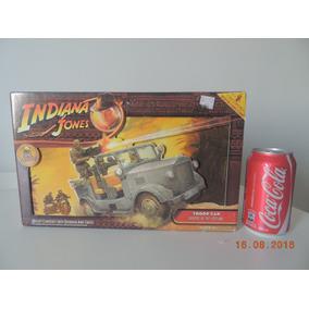 Indiana Jones - Jipe Troop Car - Movie - Novo - P. Entrega