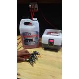 Lavador De Inyectores/ultrasonido/rinde Para 300 Iny.