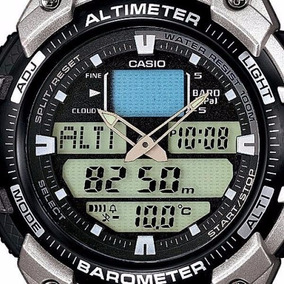 Relógio Casio Outgear Sgw 400 Hd Altimetro Barometro