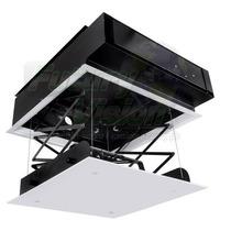 Suporte Projetor Lift Elevador 40 X 40. Fabric Tela Projeção