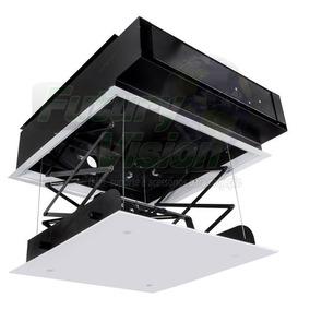 Suporte Projetor Lift Elevador 40 X 40 C/ Controle Sem Fio