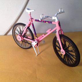 Mattel Barbie Antiga Coleção Bicicleta